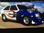 Chevette 1400 HP Blown Big Block  for sale $23,000