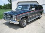 1987 Chevrolet R20 Suburban  for sale $9,800
