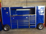 Snap on Snapon Snap-on Pitbox toolwagon TUV  for sale $12,900
