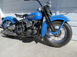 1946 Harley-Davidson FL  for sale $14,000