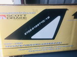 Mustang Fox Body Quarter Window Assemblies   for sale $250