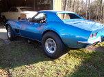 1968 Chevrolet Corvette Pro street