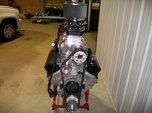 New All Aluminum 540ci 1471 Blower Motor  for sale $10,000