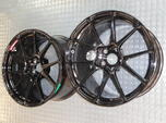 (2) Forgeline GA1R Wheels  for sale $1,100