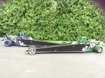 2 Gorgeous Junior Dragsters - Blue and Green  for sale $18,000