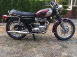 1970 Triumph Bonneville T120R  for sale $7,000