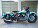 1941 HD Flathead  for sale $8,000