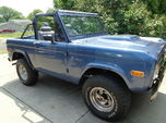 1972 Ford Bronco  for sale $15,000