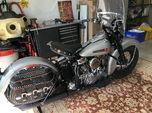 1948 Harley Davidson EL  for sale $16,000