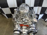 CHEVY 350 TURN KEY HI PERFORMANCE ROLLER ENGINE 400+HP CR# E  for sale $1,600