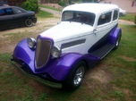 1933 Ford 5 Window