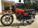 1976 Yamaha RD 400   for sale $4,500