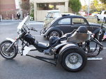 77 VW Trike  for sale $6,500