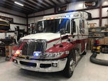 2009 International 4300 Fire Rescue Ambulance  for sale $19,900