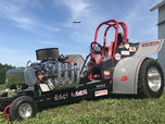 Mini Rod Pulling Tractor  for sale $13,000
