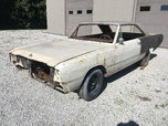 1967 Dodge Dart  for sale $3,000
