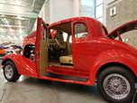 1934 chevy 5 window coupe