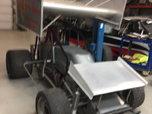 Asphalt sprint car 305 ci in.  for sale $7,000