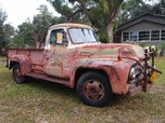 1953 Ford F-350  for sale $7,400