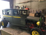1926 Willys Knight Rat Rod   for sale $15,000