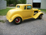 1934 Dodge 5 window coupe with 472 HEMI  for sale $45,500