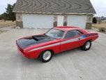 1972 Dodge Challenger roller  for sale $10,000