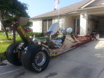 """235"""" Cameron 4 Link Dragster"""