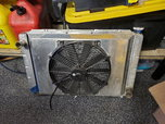 Aluminum radiator  for sale $125