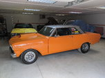 1962 Nova  for sale $13,999