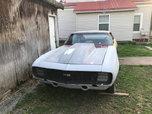 69 Camaro/Firebird  for sale $2,100
