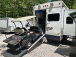 2008 Keystone Raptor 5th wheel Toy Hauler  for sale $22,500