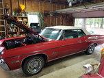 1968 Chevrolet Impala  for sale $39,500