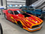 Bickel 1968 Camaro Pro Mod   for sale $65,000