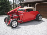 1934 Ford Cabriolet  for sale $49,000
