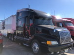 2000 Volvo VN with 1998 USTA Trailer 53'  for sale $50,000