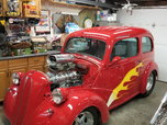 1951 Anglia all steel street rod  for sale $41,000