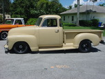 1952 chevy 5 window pickup  for sale $28,500