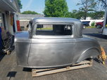 1932 steel 3 window coupes   for sale $19,750