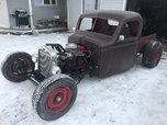 Price reduced! 1942 Chevy Pickup Rat Rod  for sale $9,000