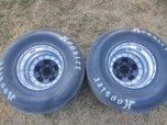 15x12 track star double beadlock wheels  for sale $1,500