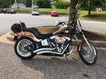 2008 Harley Davidson Softail Custom 105th Anniversary bike 9  for sale $10,700