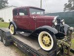 1931 Model A Vicky Hot Rod  for sale $8,500