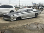 Plymouth duster pro mod/ ts 6.0 double rail  for sale $65,000