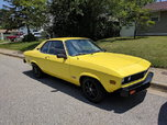 1974 Opel Manta  for sale $3,500