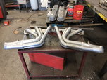 "SBC 1 7/8"" Coated Roadster/Chassis headers  for sale $450"