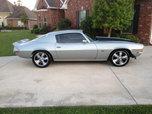 1972 Chevrolet Camaro  for sale $24,500