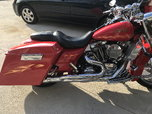 2007 ROAD KING CVO  for sale $18,750