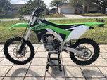 LIKE NEW KX450 KX 450  for sale $5,200
