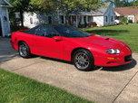 2002 Chevrolet Camaro for Sale $17,500