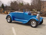 1929 FORD ROADSTER TRADE